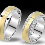 Verighete la Comanda din Aur si Aur Alb